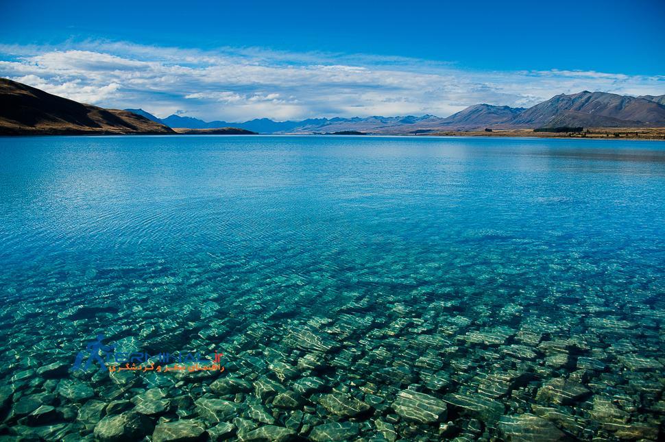 چشم اندازهای دیدنی نیوزلند