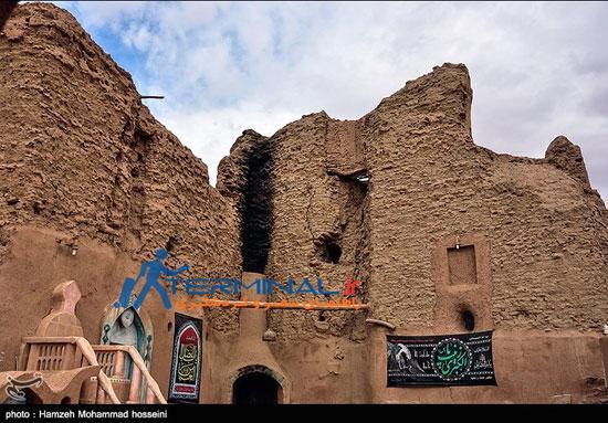 روستای تاریخی مصر - کرمان