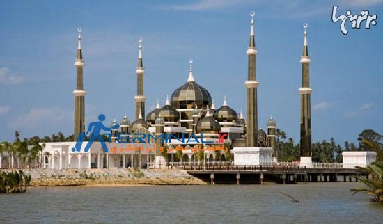 زیباترین مساجد و معابد مالزی