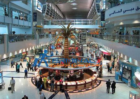 بزرگترین مرکز خرید دبی, دبی مال, مرکز خرید دبی مال, دبی, جاهای دیدنی دبی