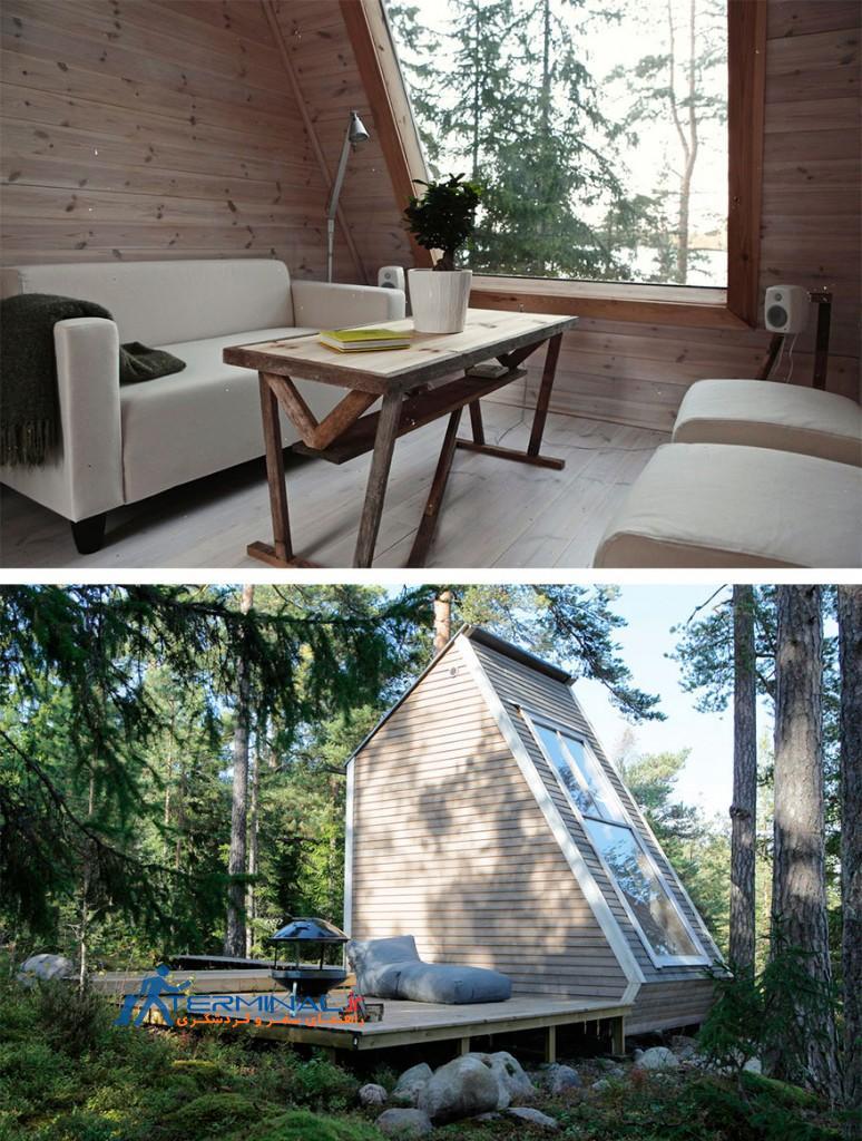 خانههای کوچک، طراحی داخلی کارآمد