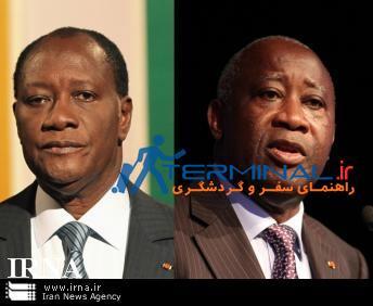 کشوری با ۲ رئیس جمهور + عکس