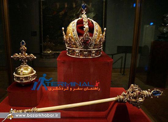 معروفترین موزههای جواهرات جهان +تصاویر