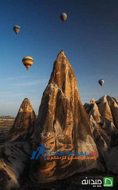 به کدام شهر زیبای ترکیه سفر کنیم؟(۲)