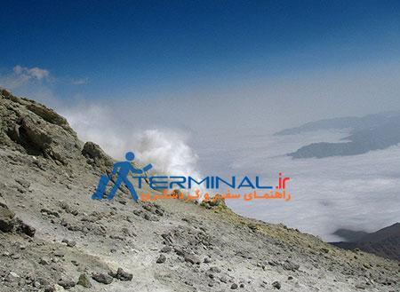 قله دماوند,تصاویر  قله دماوند