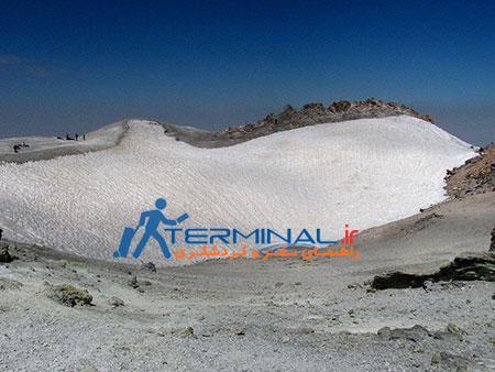 کوه دماوند,مسیر دسترسی به قله دماوند