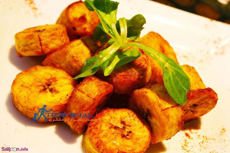 آلوکو، غذای ملی سواحل عاج