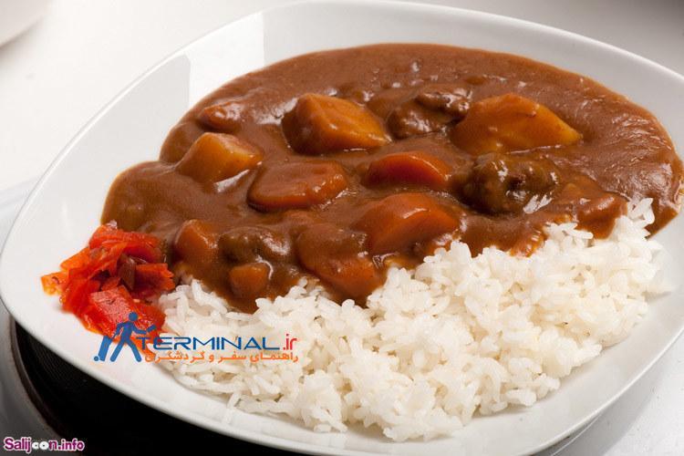 کاری ژاپنی، غذای ملی