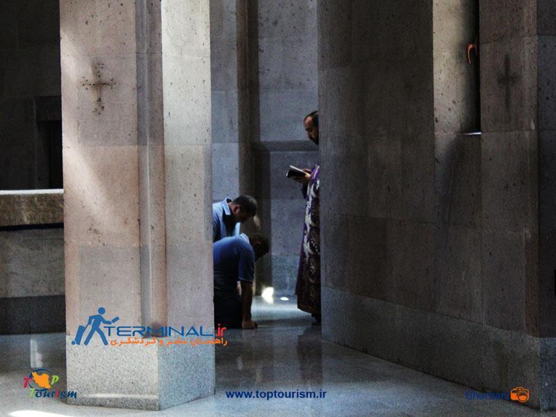 عکس کلیسای جامع اچمیادزین