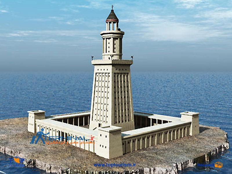 Lighthouse-of-Alexandria