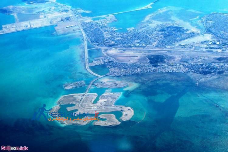 جزایر امواج، بحرین