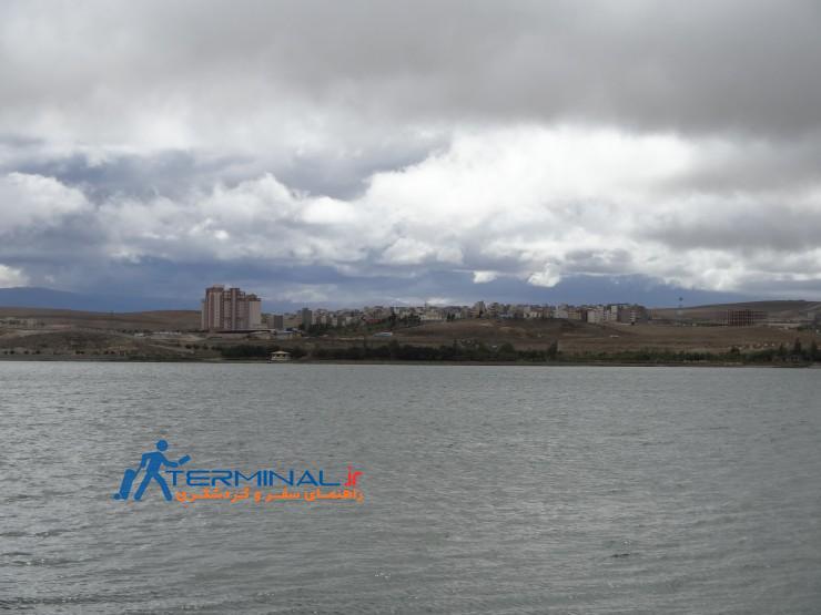 دریاچه شورابيل