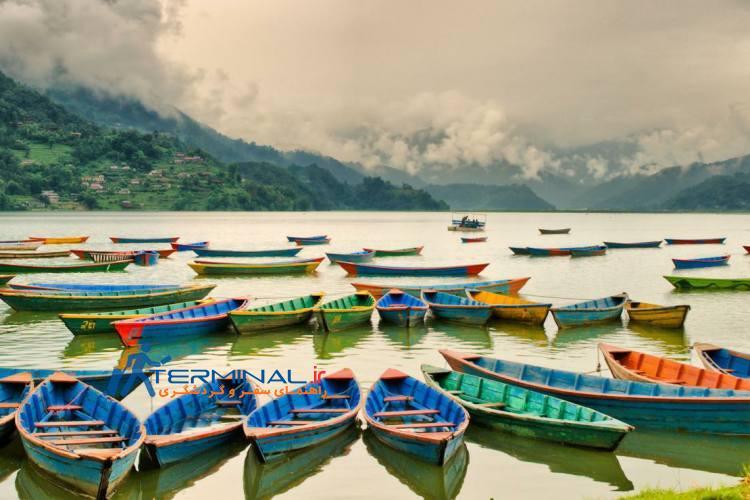 دریاچه ی Phewa، نپال