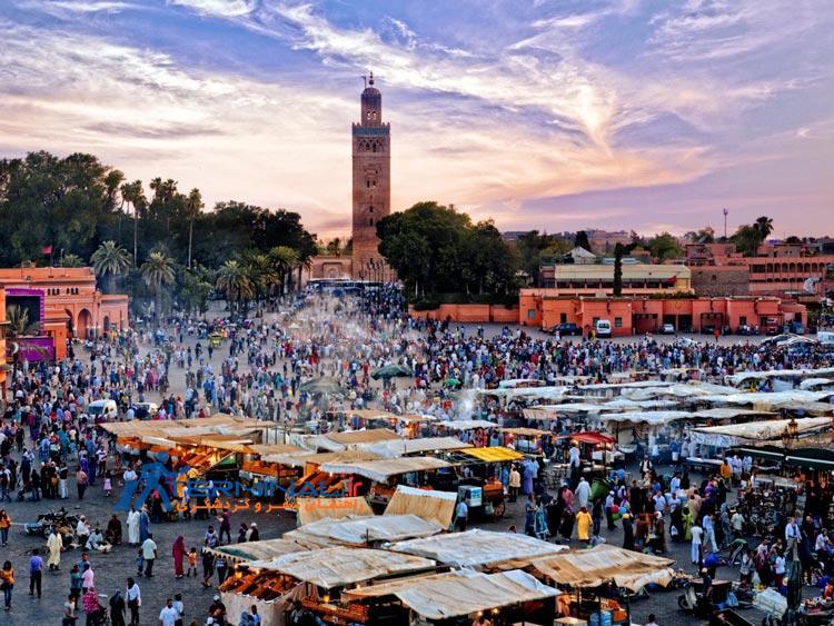 مکانهای دیدنی مراکش