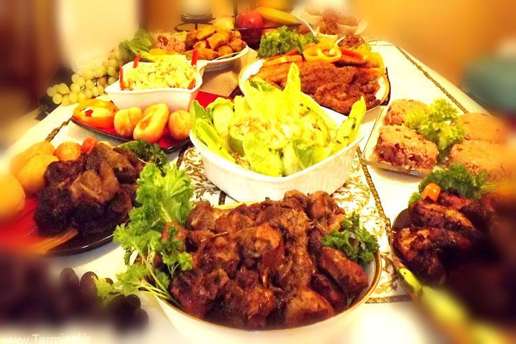 غذای کارائیبی